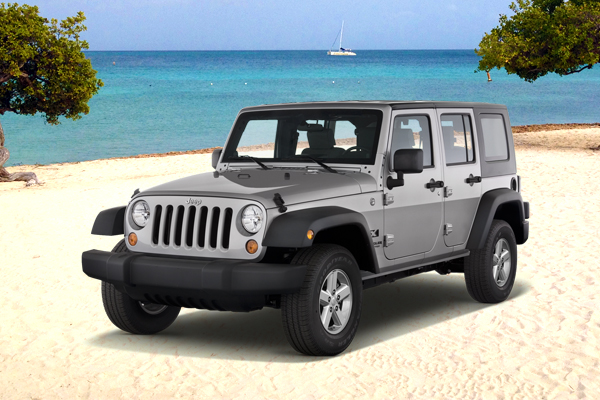 Day Car Rental Aruba